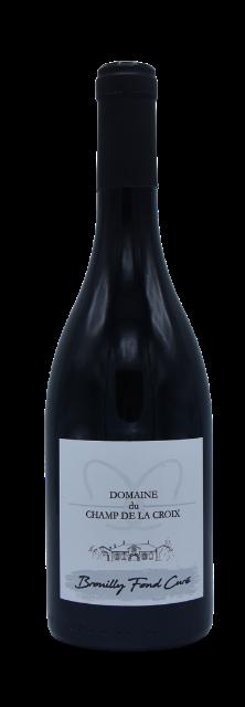 Issu de la même parcelle que la cuvée Saburin, le vin est élevé en fûts de chêne durant 14 mois avec 25% de fûts neufs. Robe pourpre avec des reflets grenat, nez fruité et floral (violette) avec des notes boisées bien fondues, bouche charnue et puissante avec des arômes de torréfaction