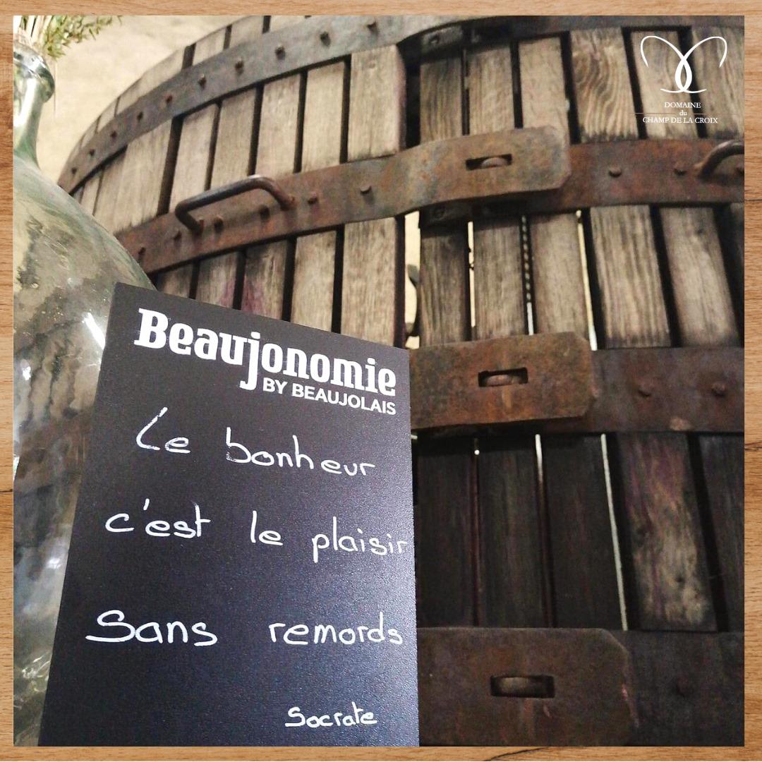 Bienvenue en Beaujonomie : retour en images